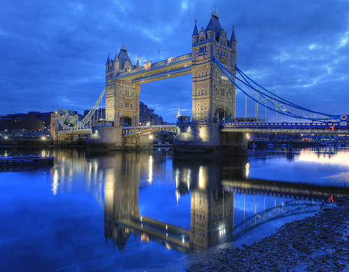 Londra London Bridge