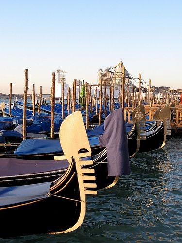 venezia gondola