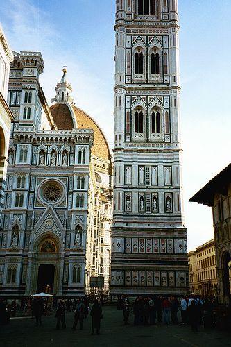 Firenze Duomo e Campanile