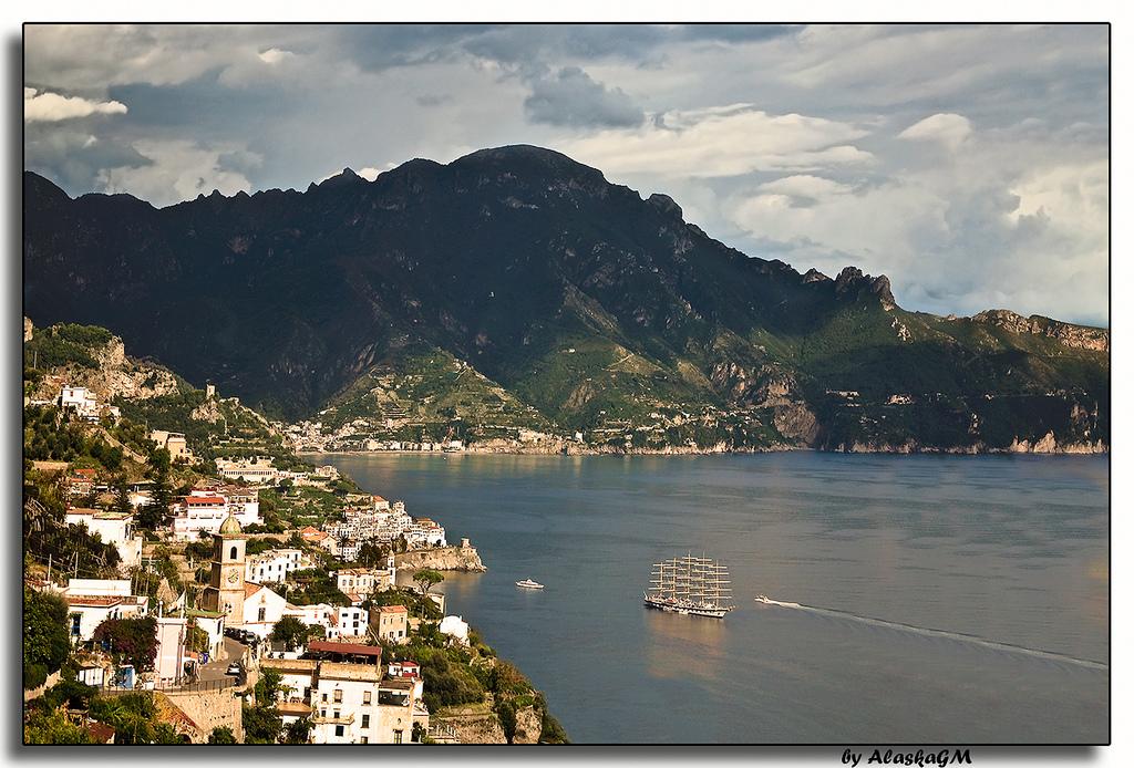 Amalfi e la costiera Amalfitana