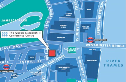Olimpiadi Londra 2012 Mappa Casa italia