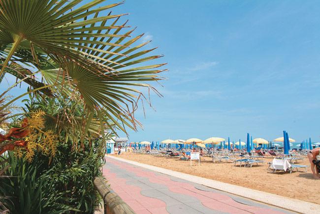Spiaggia Jesolo Carnevale