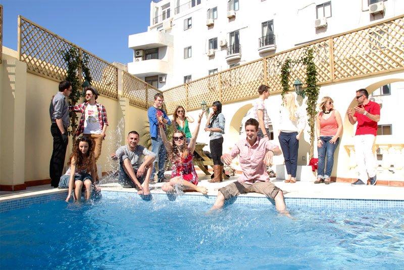 Malta vacanza studio