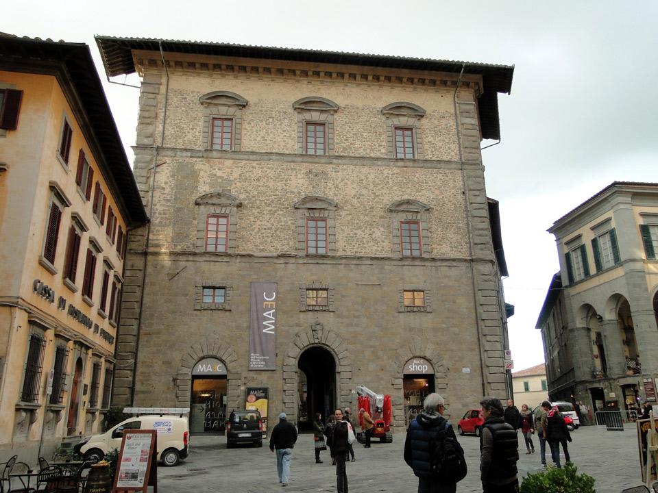 Il MAEC a Cortona