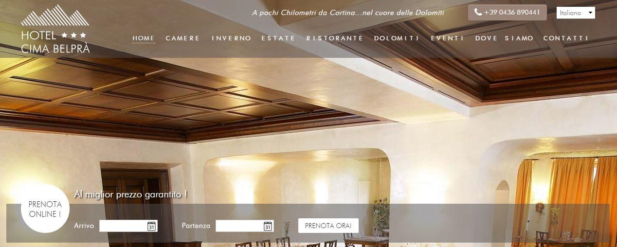 Hotel Cortina San Valentino