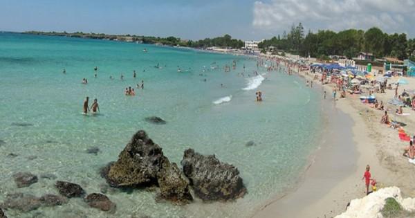 la spiaggia fontane bianche
