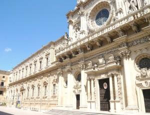 Basilica di Santa Croce a Lecce