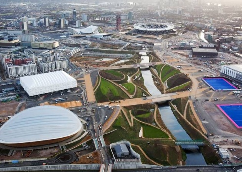 olimpiadi 2012 londra parco olimpico