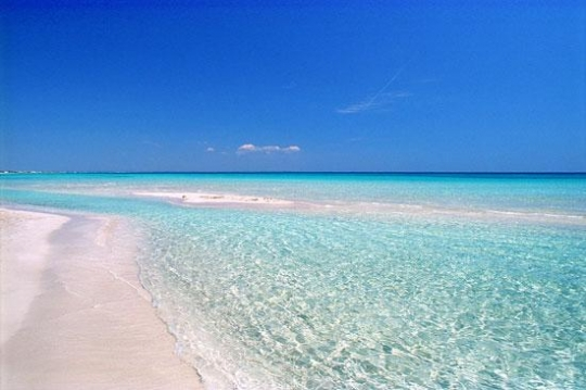Salento spiaggia mare
