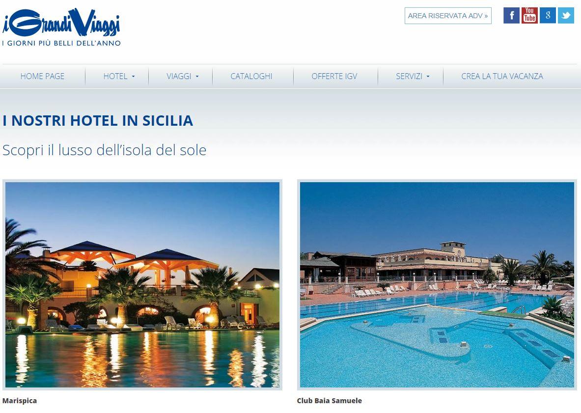 Hotel Sicilia IGV