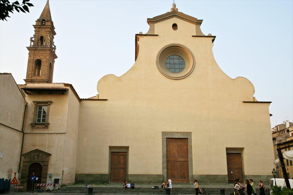 Chiesa di Santo Spirito Firenze